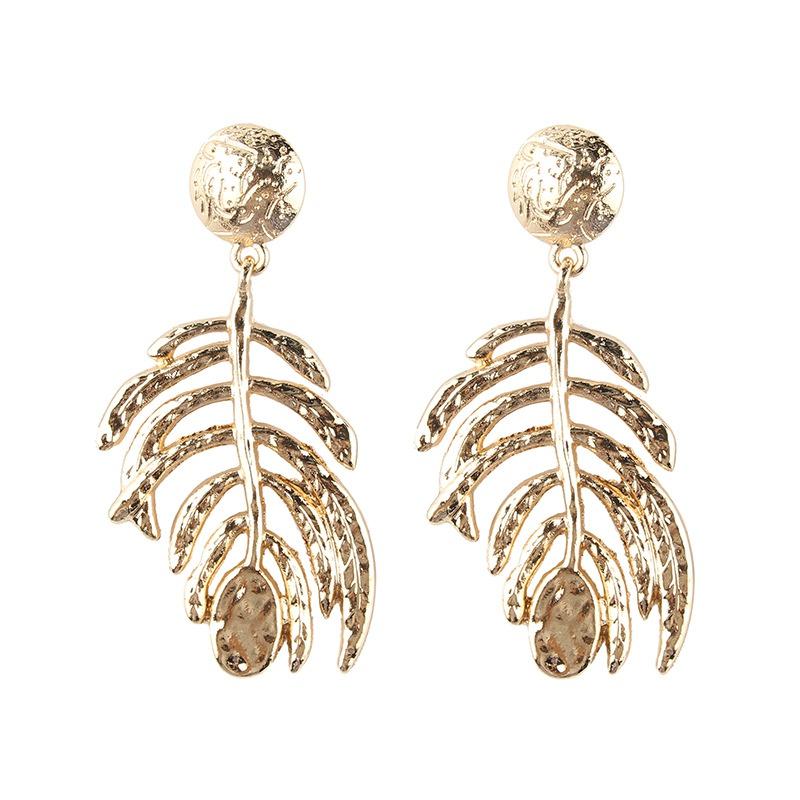 Alloy Fashion  earring  (Alloy) NHJQ10636-Alloy