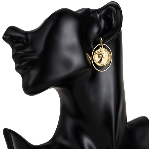Alloy Fashion Geometric earring  (Alloy) NHJE1837-Alloy
