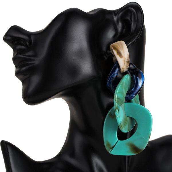 Alloy Fashion Geometric earring  (Song Shiqing) NHJE1840-Song-Shiqing