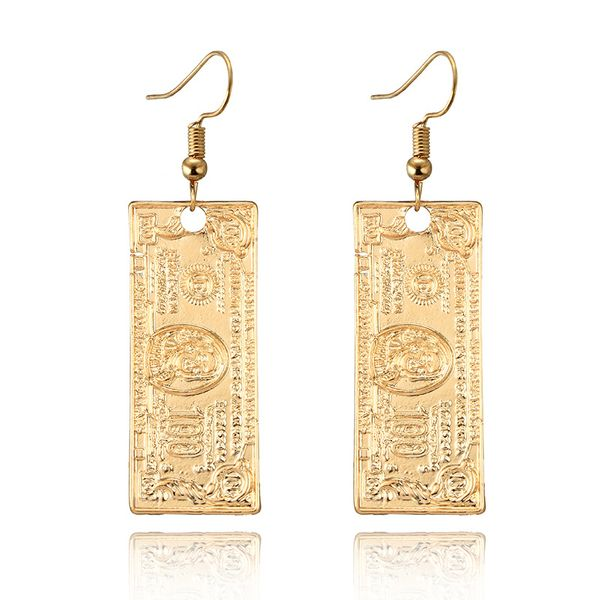 Alloy Fashion Geometric earring  (Alloy) NHGY2377-Alloy