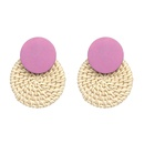 Alloy Fashion Geometric earring  yellow NHJJ5050yellow