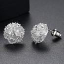 Alloy Fashion Geometric earring  platinum NHTM0320platinum