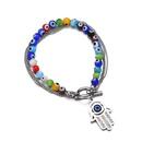 TitaniumStainless Steel Simple Geometric bracelet  color NHHF0936color