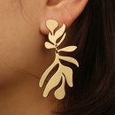 Alloy Vintage Geometric earring  Photo Color NHGY2378PhotoColor