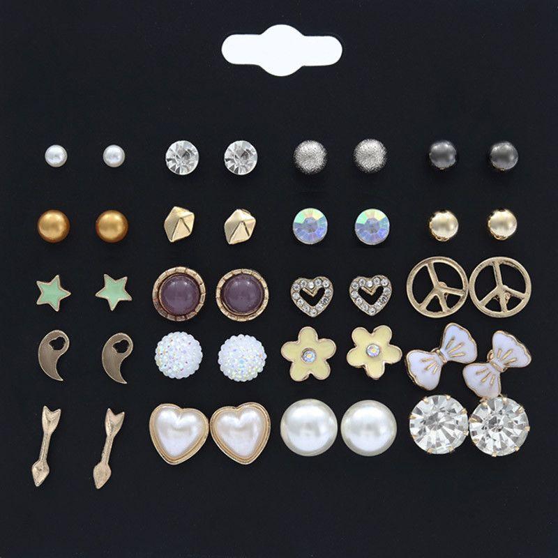 Plastic Fashion Geometric earring  E0150 NHSD0012E0150