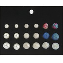 Plastic Fashion Geometric earring  E0007 NHSD0017E0007