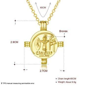 Antique Alloy  Necklaces NHKL13253