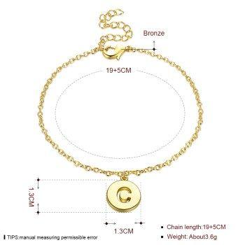 Antique Alloy  Bracelet NHKL13284