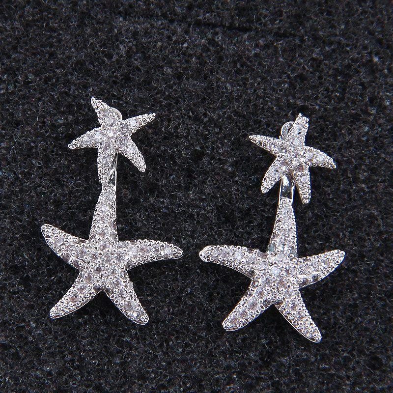 Zircon Korea earring NHNSC12551