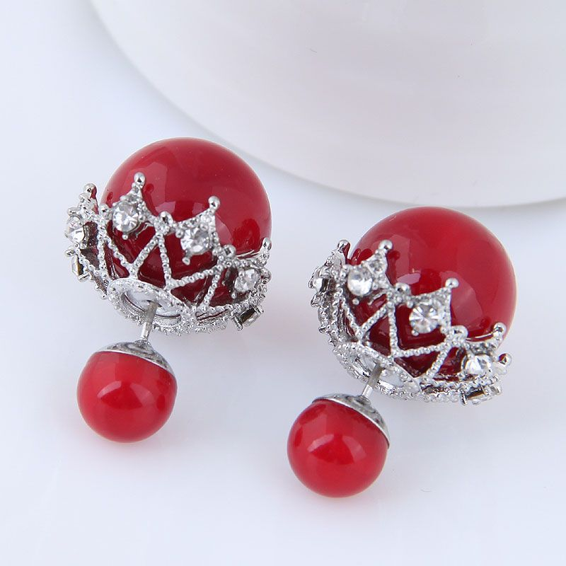 Alloy Korea earring NHNSC12649