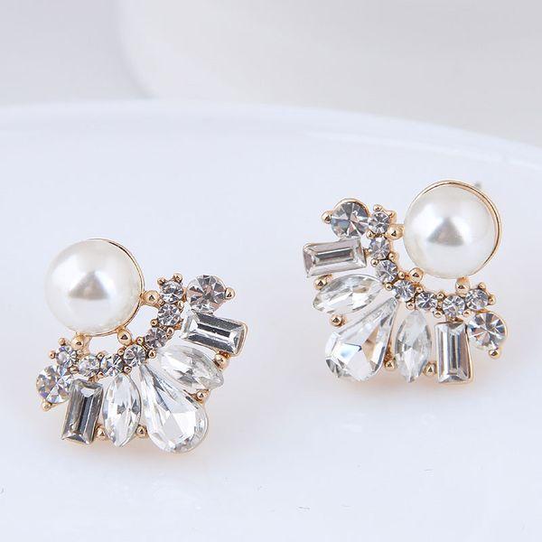 Beads Korea earring NHNSC12655