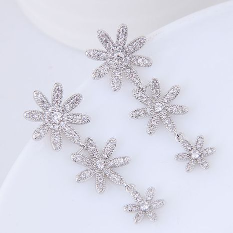 Zircon Korea earring NHNSC12719's discount tags