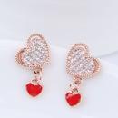 Zircon Korea earring NHNSC12715