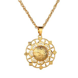 Alloy Fashion Geometric necklace  (Alloy) NHBQ1579-Alloy's discount tags