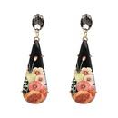 Plastic Fashion Geometric earring  51076 NHJJ499851076