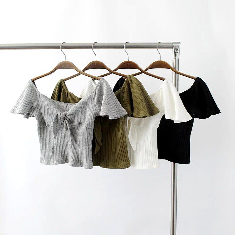 Cotton Fashion  T-shirt  (Gray-S) NHAM4927-Gray-S