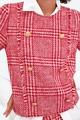 Polyester Fashion  T-shirt  (Picture color - M) NHAM4797-Picture-color-M