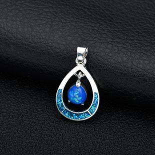 Alloy Korea Geometric necklace  (Pendant) NHBQ1704-Pendant's discount tags