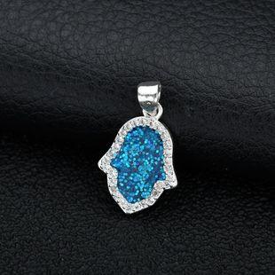 Alloy Fashion Geometric necklace  (Pendant) NHBQ1715-Pendant's discount tags