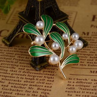 Alloy Vintage Geometric brooch  (Photo Color) NHBQ1723-Photo-Color's discount tags