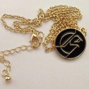 Alloy Korea Geometric necklace  (Photo Color) NHBQ1739-Photo-Color's discount tags