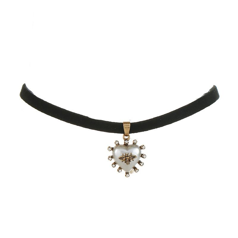 Alloy Fashion  necklace  (necklace) NHKQ1891-necklace