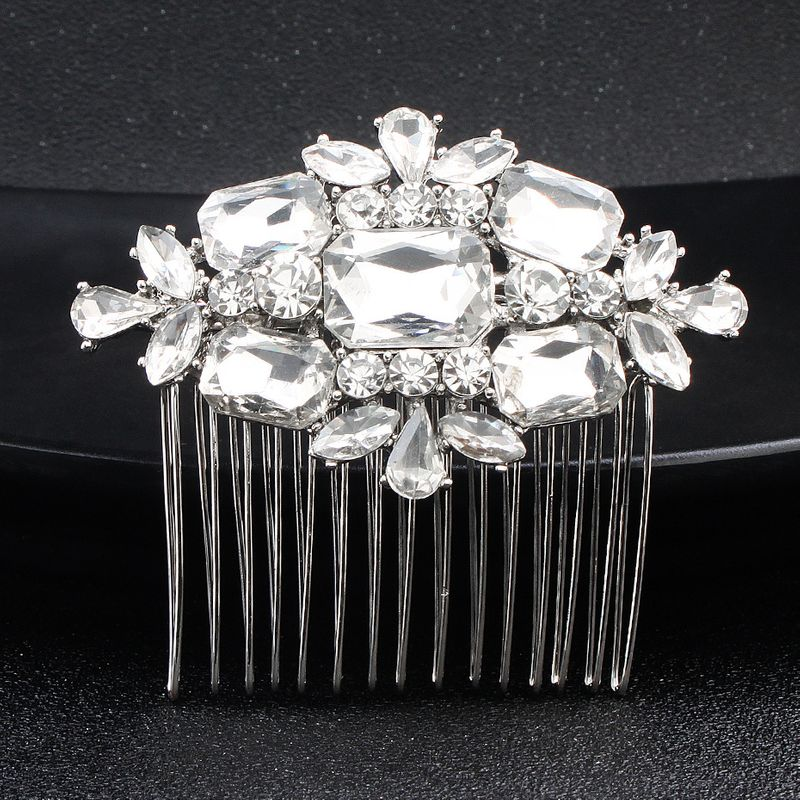 Alloy Fashion Flowers Hair accessories  (Alloy) NHHS0524-Alloy