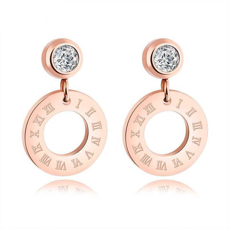 Alloy Fashion Geometric earring  (earring) NHOP2921-earring
