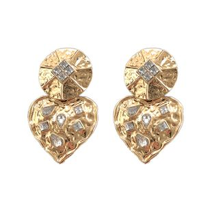 Alloy Fashion Geometric earring  (Alloy) NHJQ10679-Alloy's discount tags