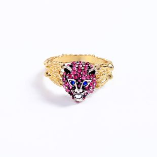Alloy Fashion Animal Ring  (Red-1) NHQD5594-Red-1's discount tags