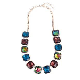 Alloy Fashion Geometric necklace  (color) NHKC1102-color's discount tags