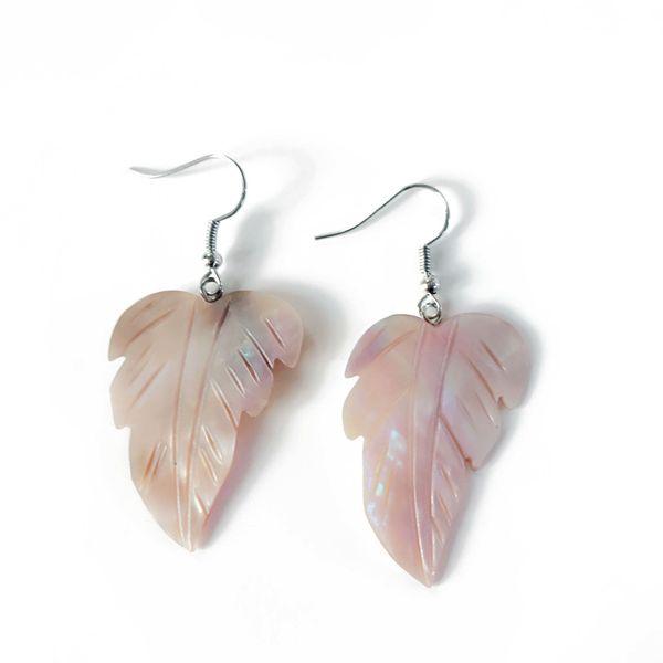 Acrylic Fashion  earring  (Photo Color) NHOM0820-Photo-Color