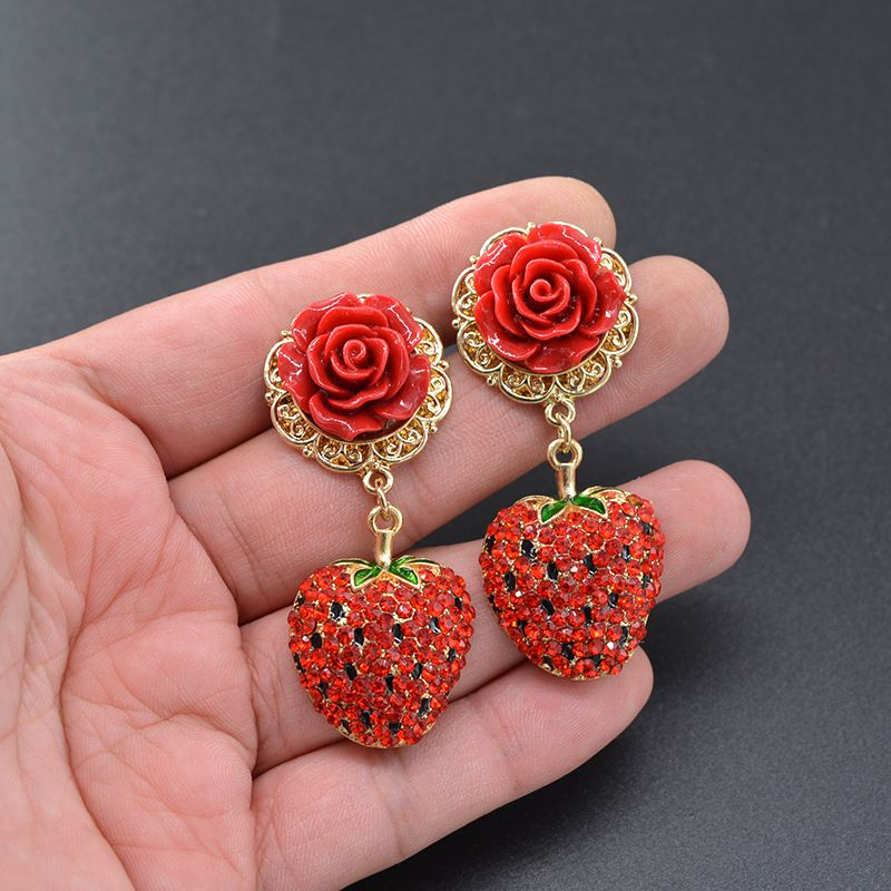 Alloy Fashion Bows earring  (Alloy) NHNT0620-Alloy