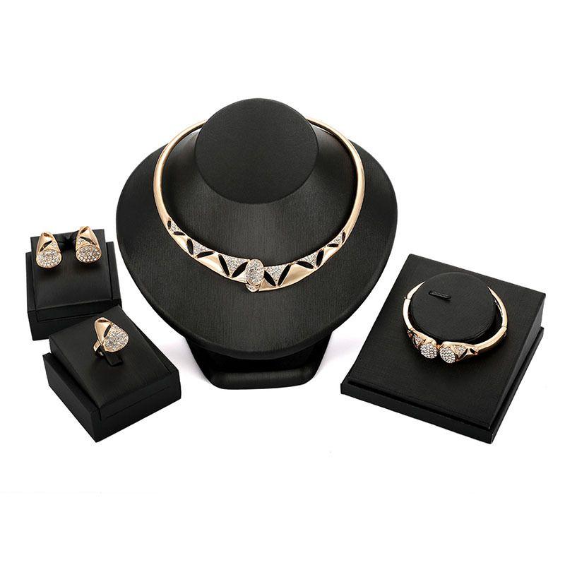 Alloy Fashion  necklace  (61174439 alloy) NHXS1677-61174439-alloy