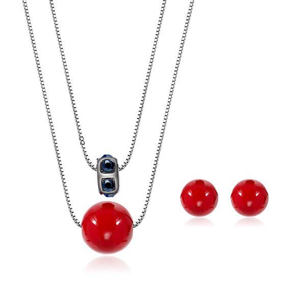 Alloy Korea  necklace  (61172434 alloy) NHXS1689-61172434-alloy