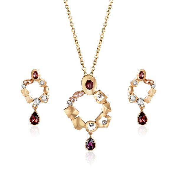 Alloy Fashion  necklace  (61172530) NHXS1695-61172530