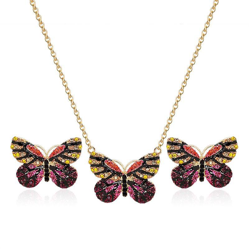 Alloy Korea  necklace  61172503B alloy NHXS169761172503Balloy
