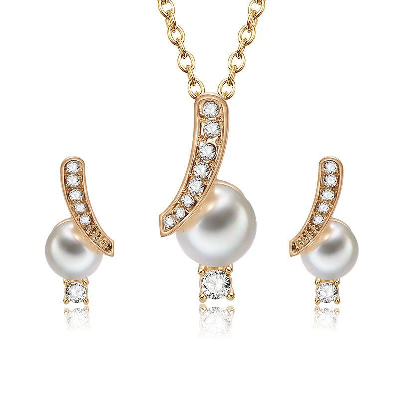 Alloy Fashion  necklace  61172551 NHXS170761172551