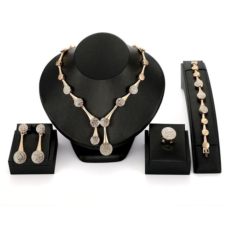 Alloy Bohemia  necklace  (61174412) NHXS1709-61174412