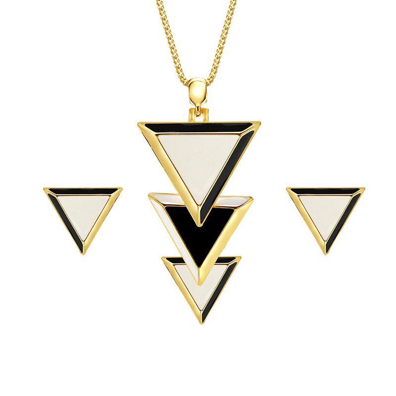 Alloy Korea  necklace  (61172514 alloy) NHXS1711-61172514-alloy