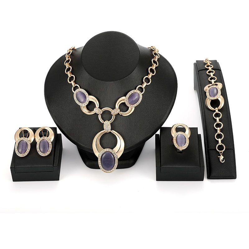 Alloy Fashion  necklace  (61174430 alloy) NHXS1719-61174430-alloy