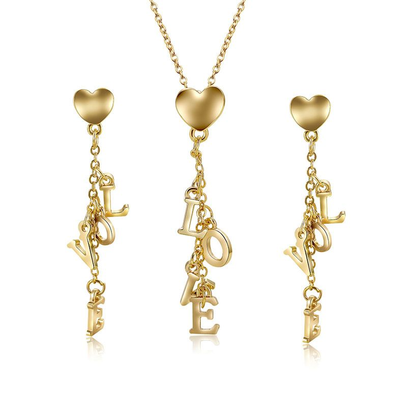 Alloy Korea  necklace  61172498 alloy NHXS172161172498alloy
