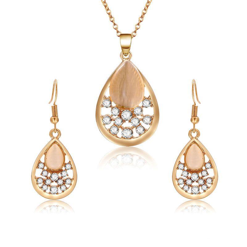 Alloy Korea  necklace  61172526 alloy NHXS172361172526alloy