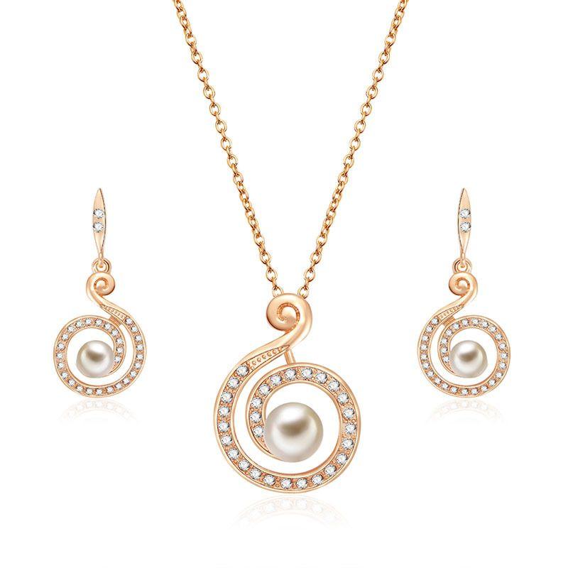 Alloy Fashion  necklace  (61172536) NHXS1727-61172536