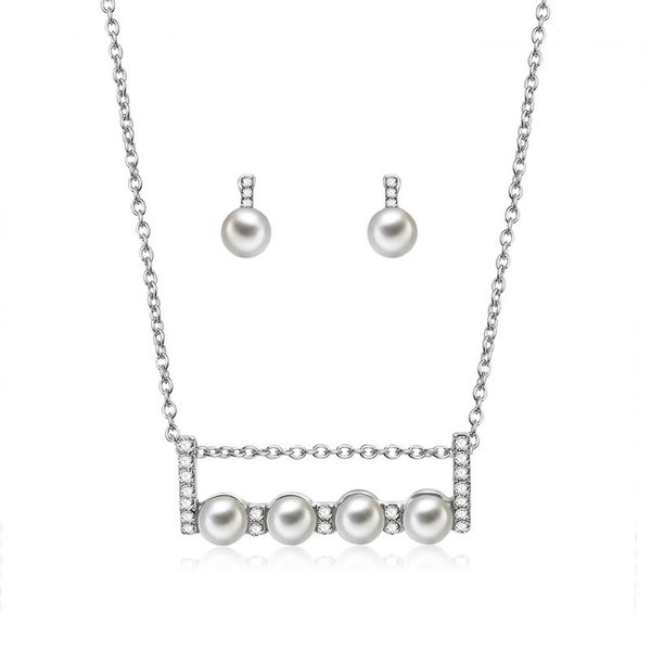 Alloy Fashion  necklace  (61172539) NHXS1730-61172539