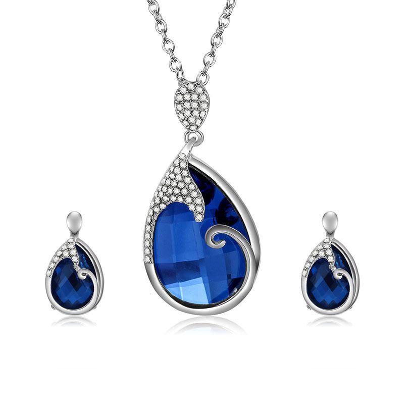 Alloy Korea  necklace  (61172462 alloy) NHXS1733-61172462-alloy