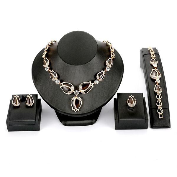 Alloy Fashion  necklace  (61174431 alloy) NHXS1736-61174431-alloy