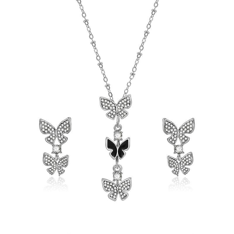 Alloy Korea  necklace  (61172492 alloy) NHXS1738-61172492-alloy