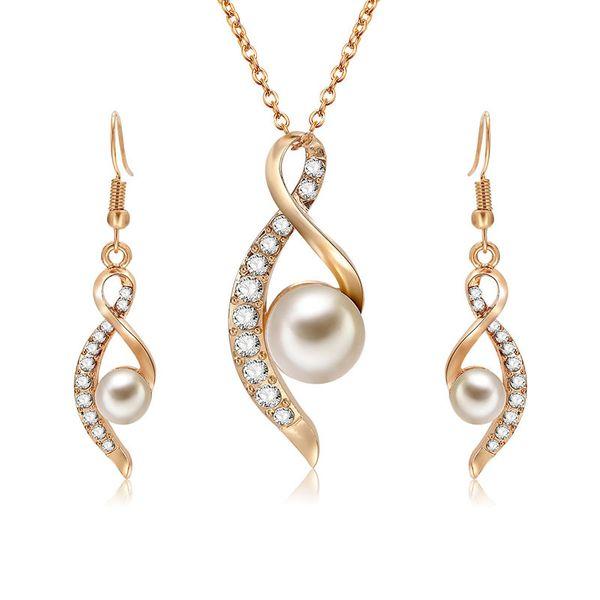 Alloy Korea  necklace  (61172523 alloy) NHXS1740-61172523-alloy