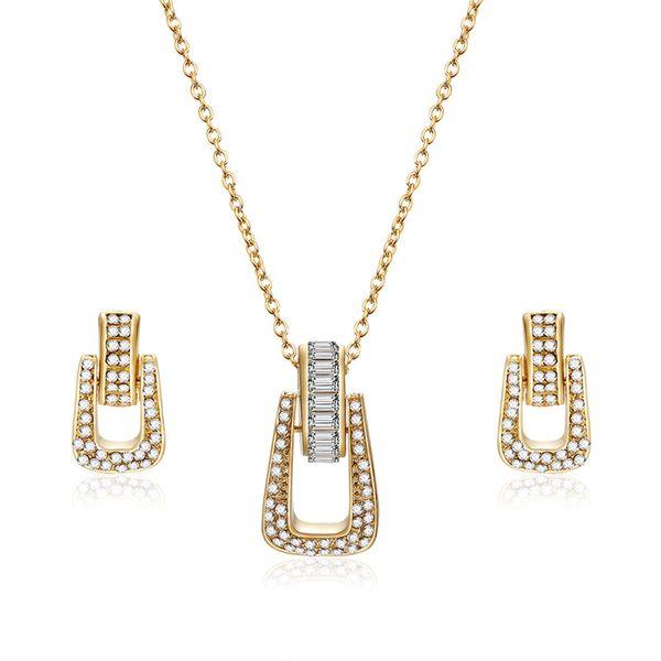 Alloy Korea  necklace  (61172464 alloy) NHXS1742-61172464-alloy